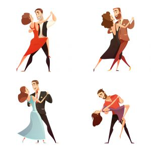 BEAUTIFUL DANCING FRED ASTAIRE AND RITA HAYWORTH
