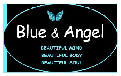 Blue & Angel